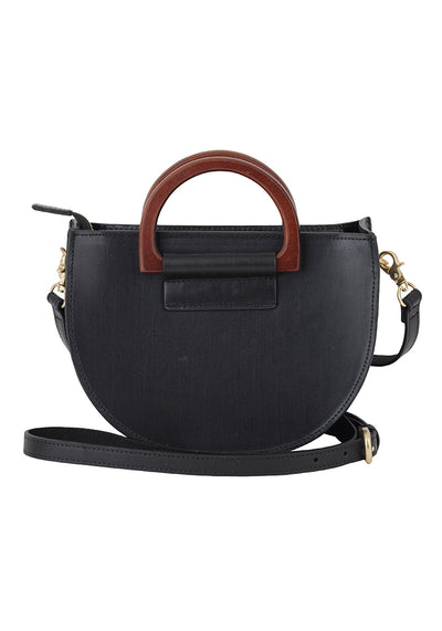 Half Moon Bag, Black