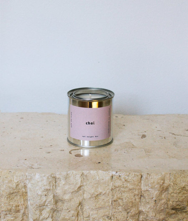 Soy Candle - Cotton Wick