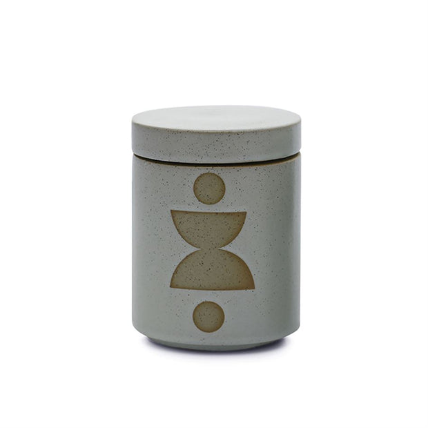 Glazed Ceramic Candle 12oz