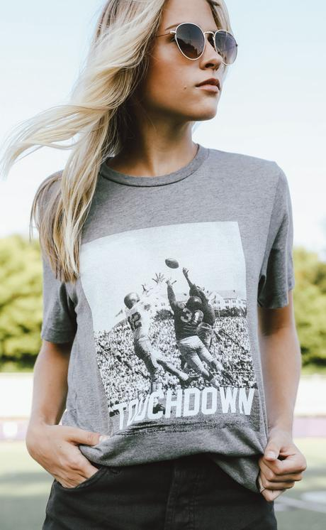 Charlie Southern: Touchdown Picture Tee