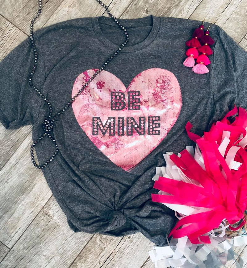 Be Mine Valentine Tee
