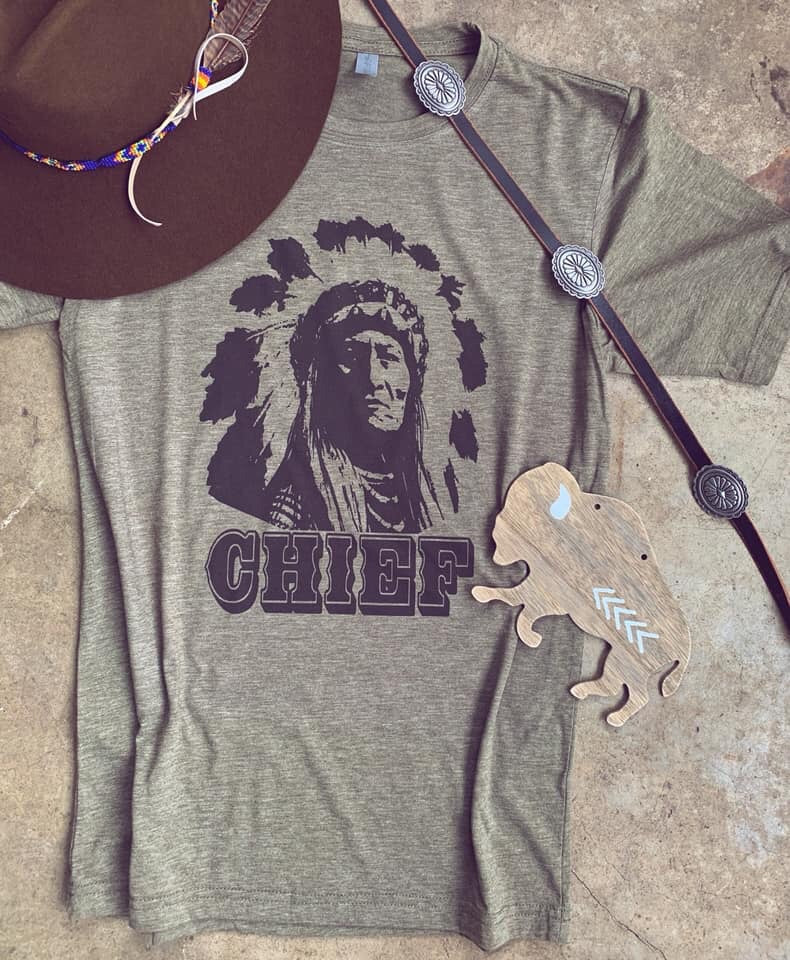 Chief Red Cloud Tee