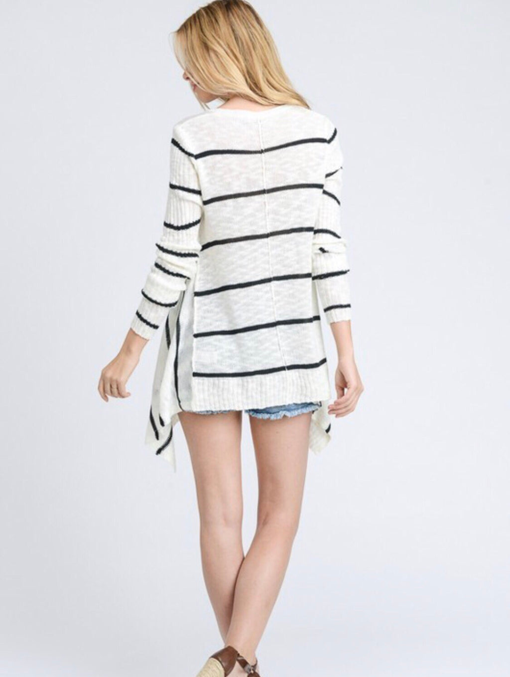 Brie Striped Sweater
