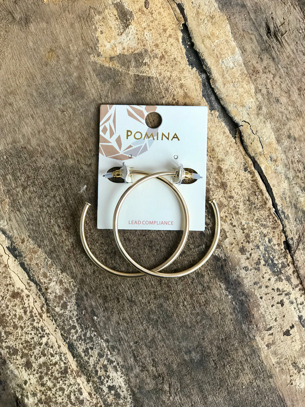 Heartbreaker Hoop Earrings
