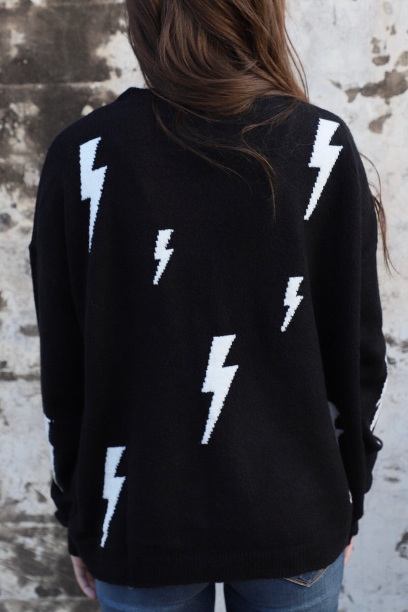Virgo Bolted Sweater