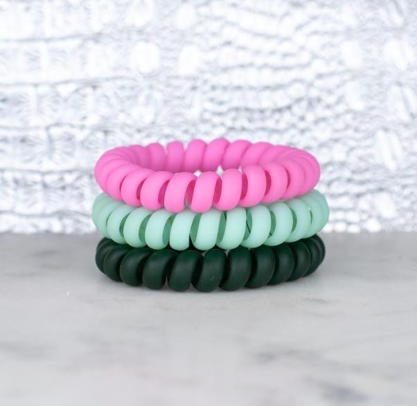Watermelon Hair Tie Set