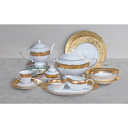 D' Juliette 51 pc Crockery Set