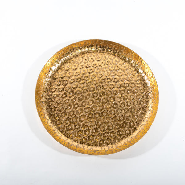 Gold Tray - Gold Plated