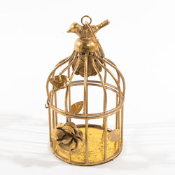 Gold Cage - Small