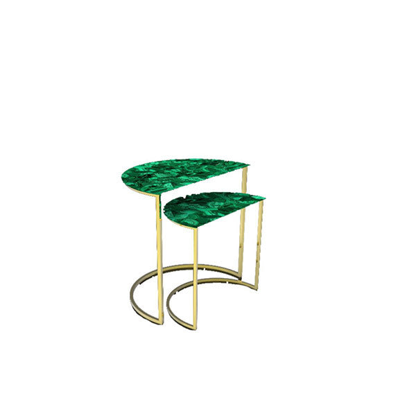 Malachite Donna Table
