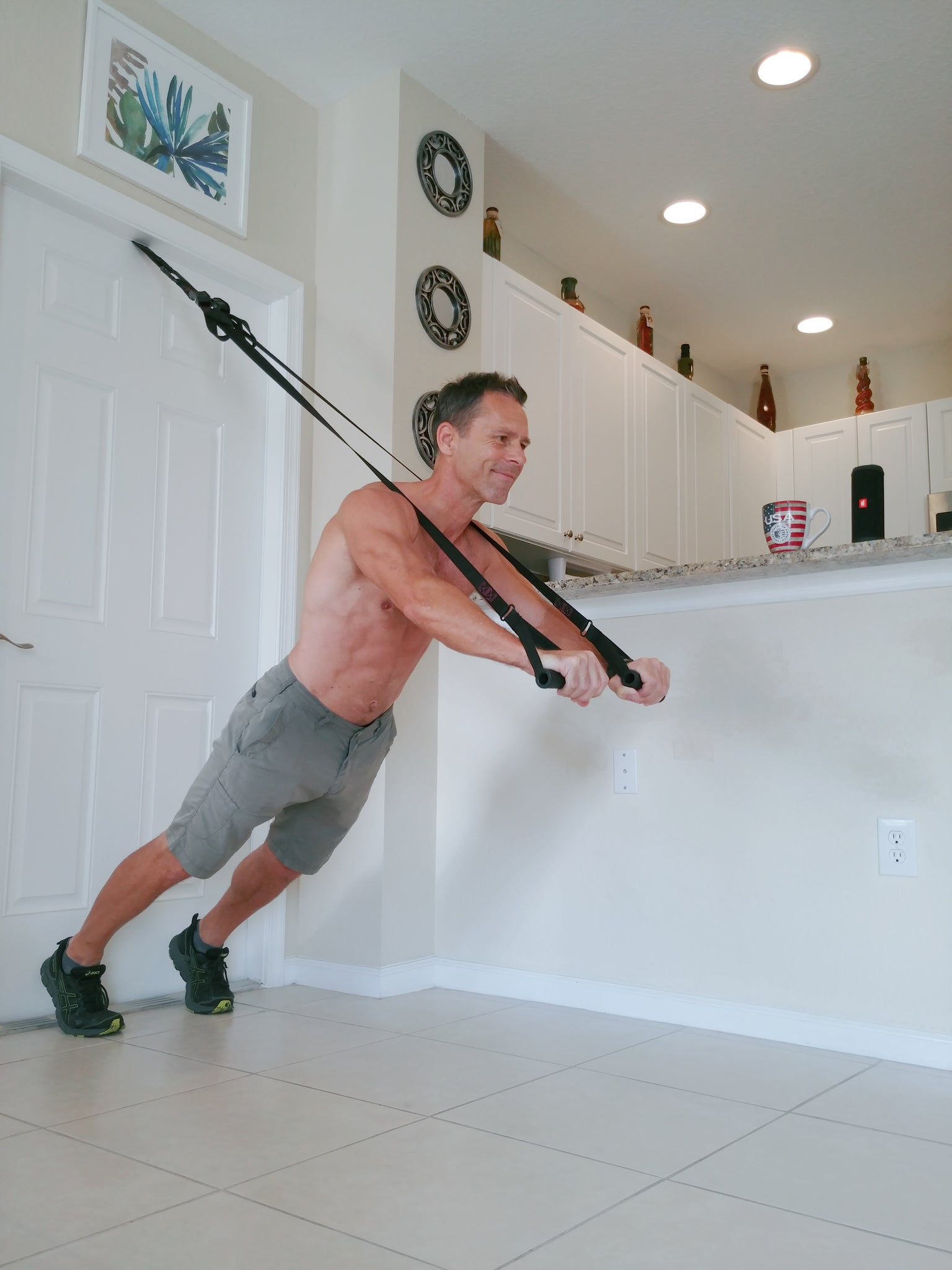 Best home workout with no equipment