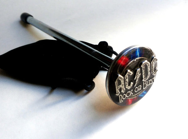 AC/DC ROCK OR BUST SHOOTER ROD