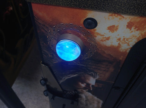 "ARKENSTONE 1.5"" LIGHTED START BUTTON FOR THE HOBBIT"