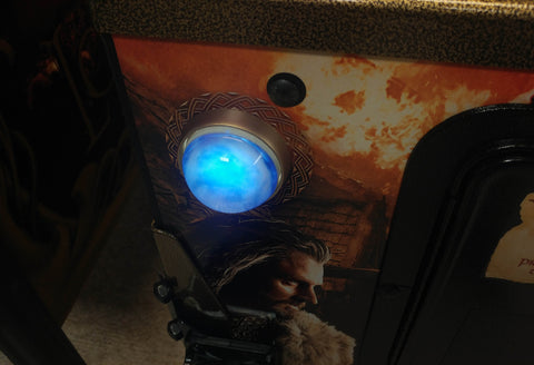 "ARKENSTONE 2"" LIGHTED START BUTTON FOR THE HOBBIT"
