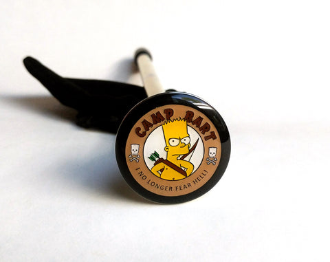 SIMPSONS CAMP BART SHOOTER ROD