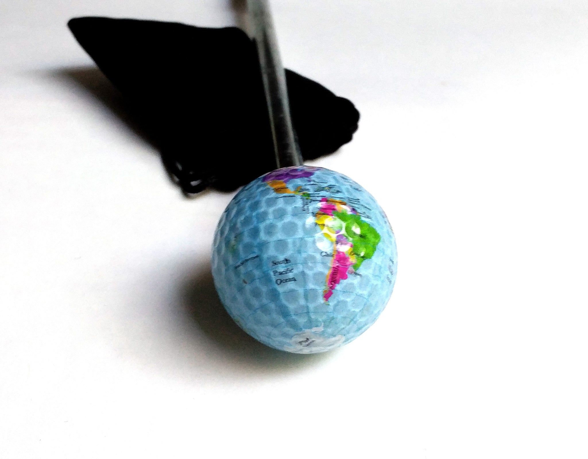 GOLFBALL GLOBE SHOOTER