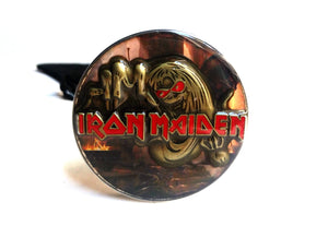 IRON MAIDEN MEDALLION SHOOTER