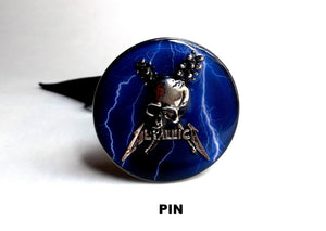 METALLICA PIN SHOOTER ROD