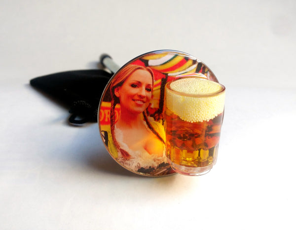 OKTOBERFEST SHOOTER ROD + 32GB Beer Mug Thumbdrive
