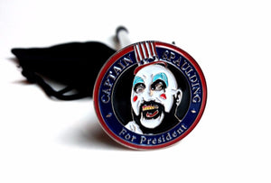 CAPTAIN SPAULDING FOR PRESIDENT