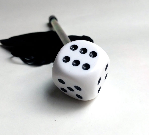 DICE SHOOTER-SMALL WHITE