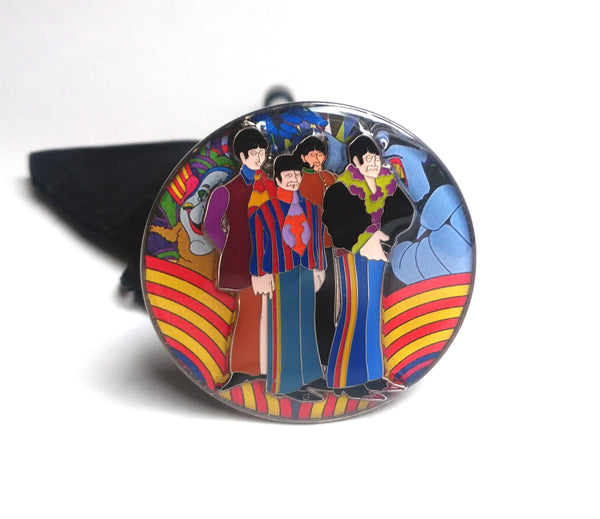 BEATLES - YELLOW SUBMARINE SHOOTER