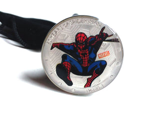 SPIDER MAN COIN CUSTOM SHOOTER