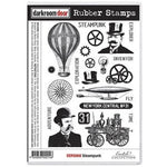 Darkroom Door Steampunk Stamp Set