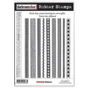 Darkroom Door Stamp Set Ribbons