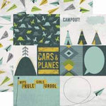 Echo Park Boys Rule Cars & Planes Paper