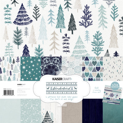 Kaisercraft Wonderland Paper Pack