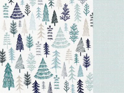 Kaisercraft Wonderland Winter Paper