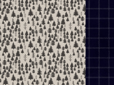Kaisercraft Wonderland Woodlands Paper
