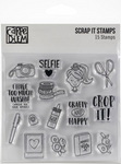 Carpe Diem - Scrap It Stamps