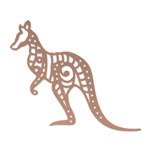 Ultimate Crafts Die - Australiana Collection - Wallaby