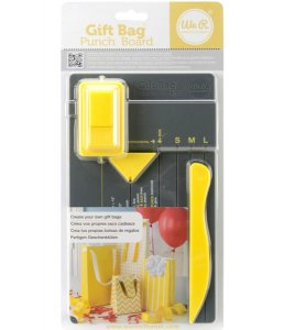 WRMK Gift Bag Punch Board