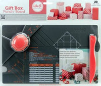 WRMK Gift Box Punch Board