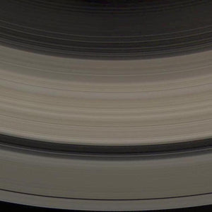 Saturn's Rings Knee-Length Twirl Skirt