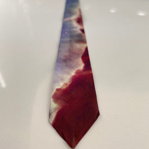 Handpainted Galaxy Neckties