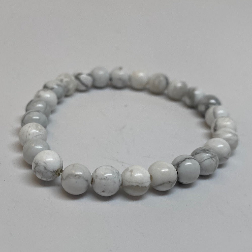 Full Moon Beaded Bracelet