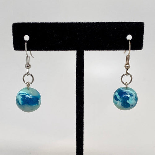Titan Drop Earrings
