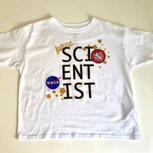 Load image into Gallery viewer, Future Scientist Kids T-Shirt
