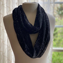 Load image into Gallery viewer, Constellation Names Pocket Infinity Scarf