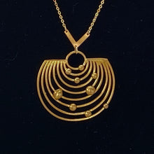 Load image into Gallery viewer, Planetary Orbits Necklace