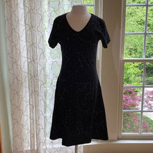 Load image into Gallery viewer, Constellation Fit and Flare Dress