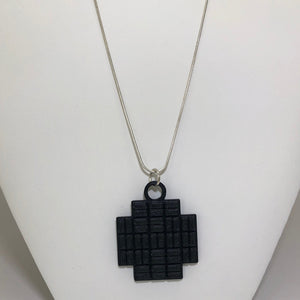 Kepler Field Of View 3D Printed Plastic Necklace