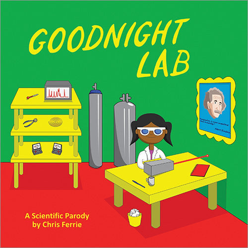 Goodnight Lab Board Book