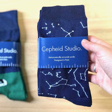 Load image into Gallery viewer, Constellation Socks