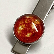 Load image into Gallery viewer, Sun Image Tie Clip