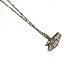 James Webb Space Telescope Spacecraft Necklace